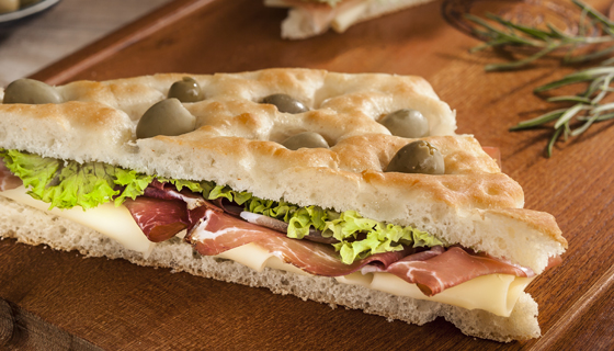 Woodcutter's Focaccia